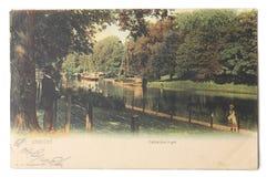 Utrecht en 1905 Imágenes de archivo libres de regalías