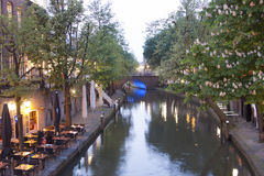 Utrecht - Holland Royalty Free Stock Images