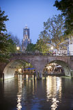 Utrecht - Holland Stock Images