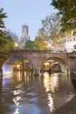 Utrecht - Holland Royalty Free Stock Photos
