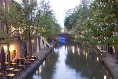 Utrecht - l'Olanda Immagini Stock Libere da Diritti