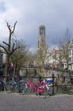 Utrecht, Nederland Royalty-vrije Stock Afbeelding