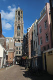 Utrecht, Nederland Royalty-vrije Stock Fotografie