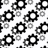 Utrusta seamless mönstrar leaves för illustration för bakgrundsblommor mjölkar nya vektorn vektor illustrationer