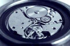 Utrustar gamla mekaniska klockor Royaltyfri Fotografi