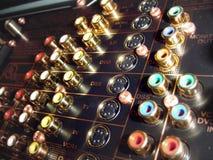 utrustning Royaltyfria Foton