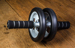 utrustning för ab-rullhjul Royaltyfri Fotografi