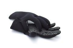 Utrustning för att dyka och att snorkla Arkivbild