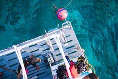 Utrustning för dykapparatdykning fotografering för bildbyråer