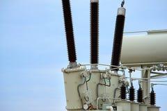 Utrustning för elektrifiering Arkivbild