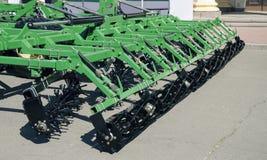 Utrustning för jordbruk arkivfoto