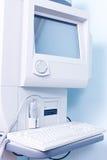 Utrustning för oftalmologi royaltyfri foto