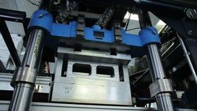 Utrustning för produktionslinjen av one-off behållare för matlagringen lager videofilmer