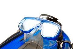 utrustning som snorkeling Arkivfoton