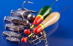 utrustningfiske Royaltyfri Fotografi