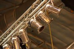utrustninglampa Arkivfoton