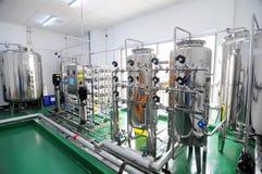 utrustningpurificationvatten