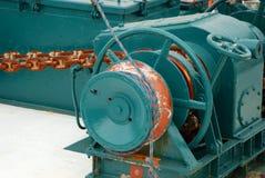 utrustningship Arkivfoto