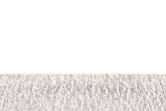Utrymme för kopia för abstrakt silverbakgrund vitt Royaltyfri Bild