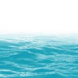 Utrymme för våg för blått vatten stock illustrationer