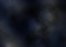 Utrymmenebulosa Arkivfoto