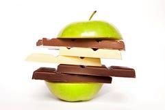 Utrzymanie dieta Obraz Stock