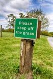 Utrzymanie Z trawy Obrazy Royalty Free