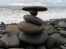 Utrzymuje równowagę Zdjęcie Stock