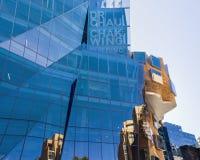 UTS Sydney, Frank Gehry budynek - Fotografia Stock