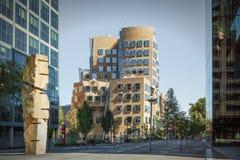 UTS Sydney, Frank Gehry budynek - Zdjęcia Royalty Free