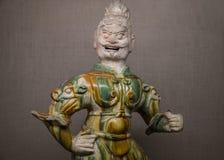 Utseendet av samurajerna i Tang Dynasty i Kina Royaltyfri Bild