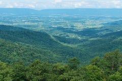 utsikt Arkivbild