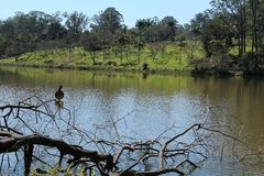 Utsikten gör Parque gör Carmo Royaltyfria Foton