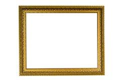 utsmyckad bild för ram royaltyfria bilder