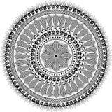 Utsmyckad dekorativ design Fotografering för Bildbyråer