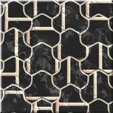 Utsmyckad seamless textur Royaltyfri Fotografi
