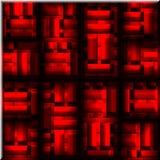 Utsmyckad seamless textur Arkivbild
