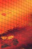 Utsmyckad spegelyttersida för abstrakt fractal Royaltyfri Foto