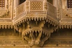 utsmyckad stonework royaltyfri bild