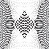Utsmyckat cirkelabstrakt begrepp royaltyfri illustrationer