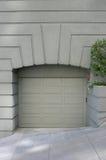 utsmyckat garage 2 Fotografering för Bildbyråer