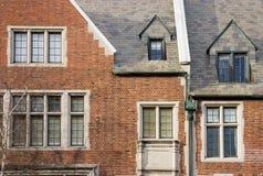 utsmyckat hus 2 Royaltyfria Bilder
