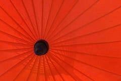Utsmyckat paraply från Sankamphang royaltyfria foton