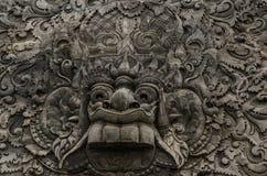 utsmyckat tak i tempeldetalj arkivfoton