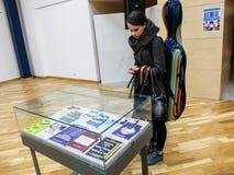 utställning Royaltyfria Foton