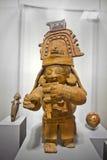 Utställning från kulturellt mittmuseum i Manta Arkivbilder