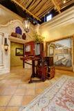 Utställning i den historiska platsen för mormonbataljon, San Diego Royaltyfri Fotografi