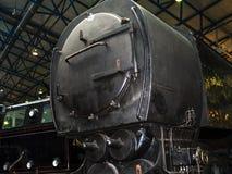 Utställningar i det nationella järnväg museet i York, Yorkshire England Fotografering för Bildbyråer