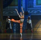 """Utstående för balett""""One tusen och en för damer Nights† Arkivbild"""