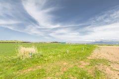 Utsukushigahara公园美好的风景视图是一个popu 库存照片